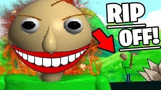 what happened to baldi? baldis basics in education and learning bootleg games