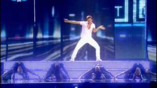 Greece - Sakis Rouvas - This is our night - Eurovision 2009 Final (HQ)