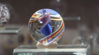 The Magic of Making - Glass Marbles