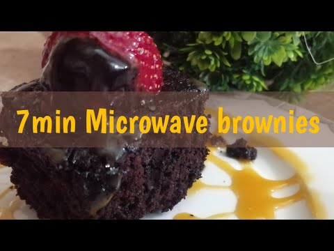  -microwave-brownies-in-7-min- -abfa-foodies- -brownies-banae-ka-asan-tariqa- abfa-news- abfa-group