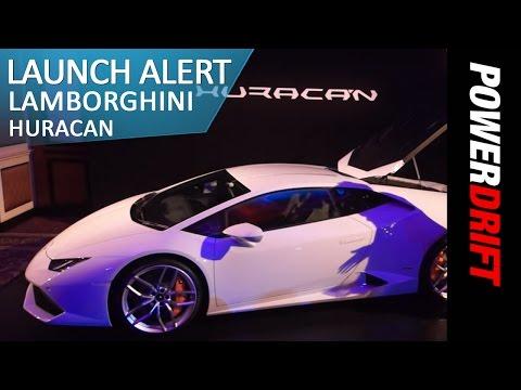 Launch Alert : Lamborghini Huracan : PowerDrift