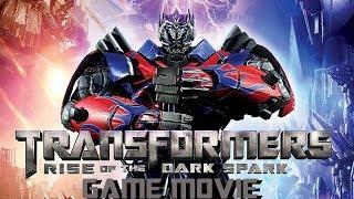 Transformers: Rise of the Dark Spark All Cutscenes (Game Movie) 1080p HD