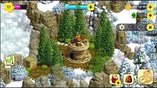 Klondike Adventures - Temple Of Light #8 ( { Храм света  - Мобильный Клондайк)