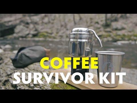 Coffee Survivor Kit