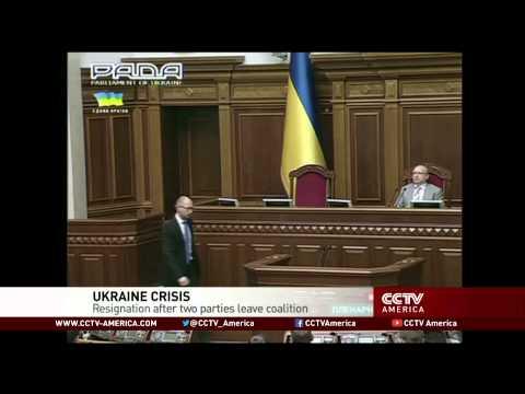 Kurt Volker talks about current situation in Ukraine
