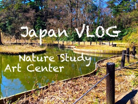 Japan VLOG - Institute for Nature Study a National Art Center Tokyo