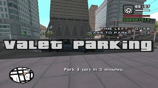 First-Person mod - GTA San Andreas - Valet Parking (mission)