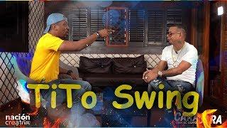 TiTo Swing y El Dotol se enfrentan #CaraACaraConElDotol
