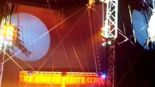 Moscow State Circus 2013 Cardiff