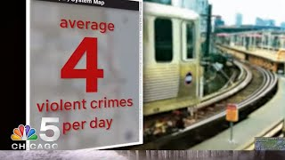 NBC 5 Investigates: CTA Crime Has Doubled in 6 Years | NBC Chicago