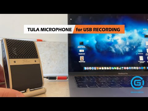 USB microphones have never been this simple!