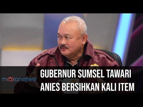 Mata Najwa Part 4 - Demi Asian Games: Gubernur Sumsel Tawari Anies Bersihkan Kali Item