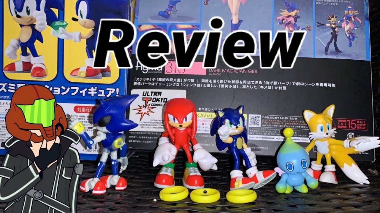 Sonic The Hedgehog 2 5 Wave 1 Jakks Pacific Figure Review 15 Supershadix Boom Youtube