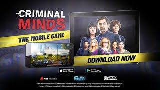 The Hunt For Killers Is On In Criminal Minds: The Mobile Game