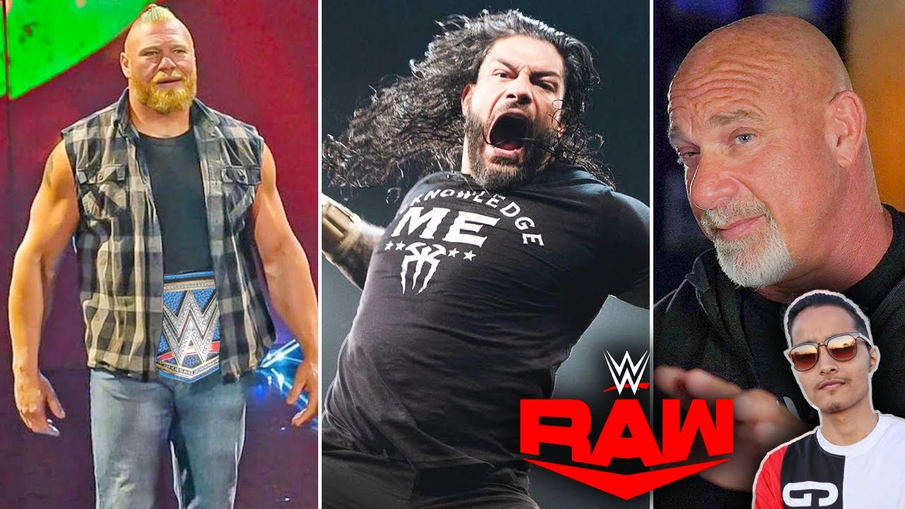 EXCLUSIVE: Brock Lesnar Confirm Universal Champion!? Roman Reigns ScrewJob, WWE Raw Highlights Today