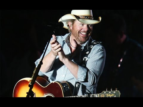 Toby Keith  – You Shouldnt Kiss Me Like This