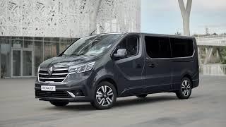 Renault Trafic Combi und SpaceClass - Neuer Innenraum mit höchster Kopffreiheit im Segment