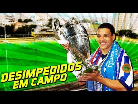 CAMPEÃO DA CHAMPIONS EM SÃO BERNARDO