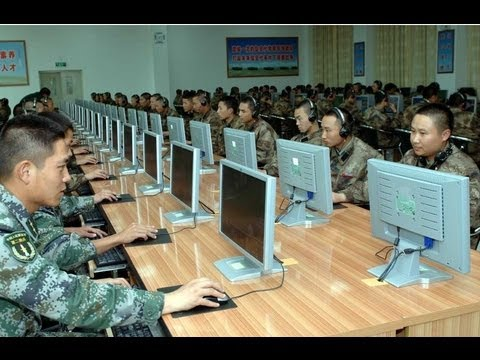 Chinese hackers accessed US military secrets: confidential report