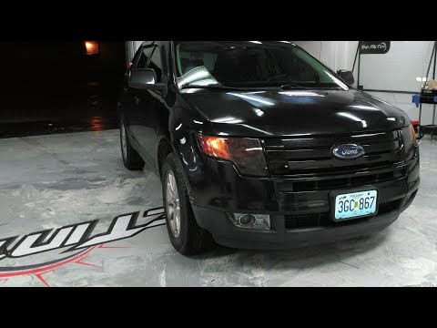 Sho Metint Blacked Out My Ford Edge