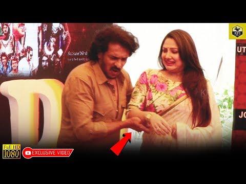 Real Star Upendra & Wife Priyanka Upendra's Funny Moment | Upendra Birthday | Prajaakeeya | #Upendra