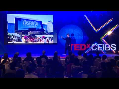 Creative is shaping the future | Graham Fink | TEDxCEIBS