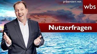 Wem gehört das Meer? | Nutzerfragen Rechtsanwalt Christian Solmecke