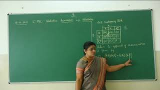 I PUC | Statistics | Association of attributes- 02