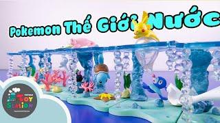 Underwater Pokemon World ToyStation 564
