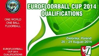 EFCQ 2014 - UC Face Off v Floorball L'Aquila (M)
