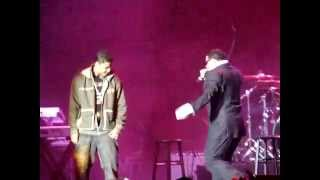 Al B. Sure! & Lil B Sure! Slow Jams Show |  OOH THIS LOVE IS SO | Al B Sure Quincy Brown