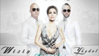 Wisin Y Yandel ft. JLO - Follow The Leader Instrumental / Karaoke -Lyrics In Description