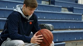Repeat youtube video On the Road: N.C. basketball team gets miracle assist
