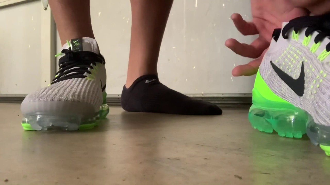 """UNBOXING: NIKE AIR VAPORMAX 3 """"ELECTRIC"""