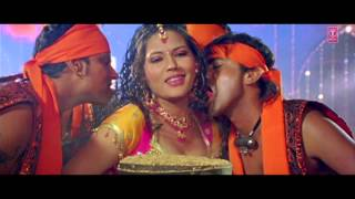Kute Balmuaa Dhan Re (Full Bhojpuri Hot Item Dance Video) Ganga Jamuna Saraswati