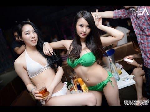 Best Electronic Dance Music DJ - Hot Girl Korea Dance Club in Korea 2015