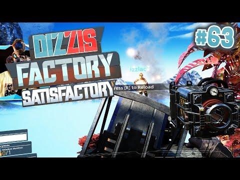 GANZ ALLEIN! Eine Folge ohne izzi | Let's Play Satisfactory #63 | izzi & Dner