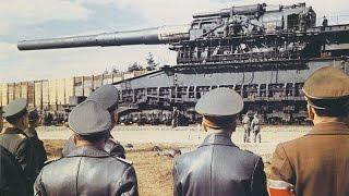 Топ 10 зловещи супер оръжия на Третия Райх