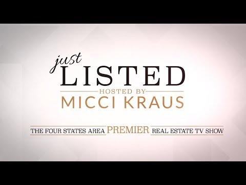 Just Listed Hosted by Micci Kraus TV Show 4-28-19