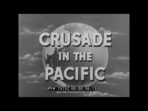 "CRUSADE IN THE PACIFIC TV SHOW Episode 15  ""BATTLE FOR THE MARIANAS"" 73152"