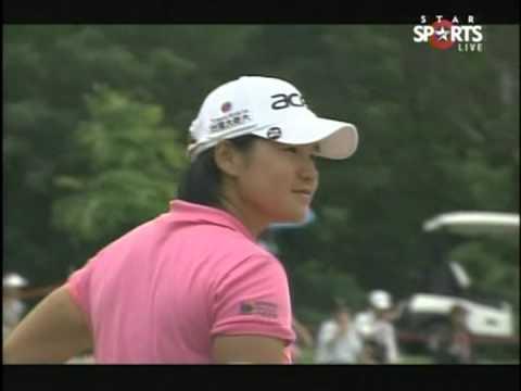 Highlights-Yani Tseng(曾雅妮) wins 2012 Honda LPGA Thailand