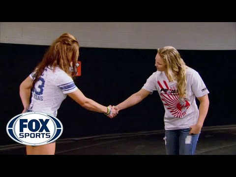Thumbnail: Ronda Rousey surprised by coaching change - TUF 18