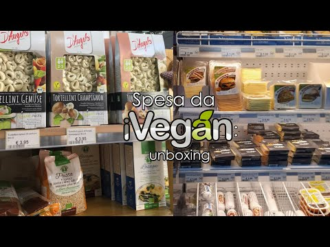 SPESA DA IVEGAN: Unboxing from YouTube · Duration:  10 minutes 50 seconds