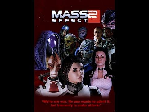 MASS EFFECT 2 - Movie [Swedish subtitles] 2/2