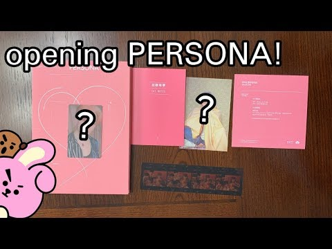 Opening PERSONA!/ Persona Bts Album Opening (version 2)