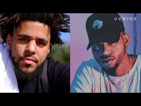 Producers Beef Over Stolen J Cole & Bryson Tiller Beat  Genius News