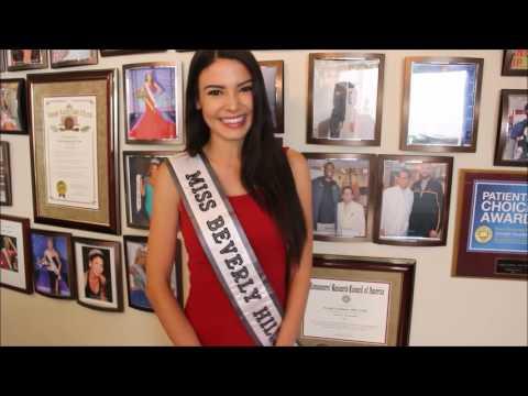 Dr. Joseph Goodman - Miss Beverly Hills Patient Video Testimonial