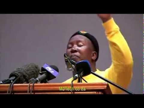 ANC Centenary Lecture - Julius Malema & Mathews Phosa at Wits University (FULL LECTURE)