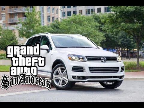 Volkswagen Touareg (2015) - GTA SA