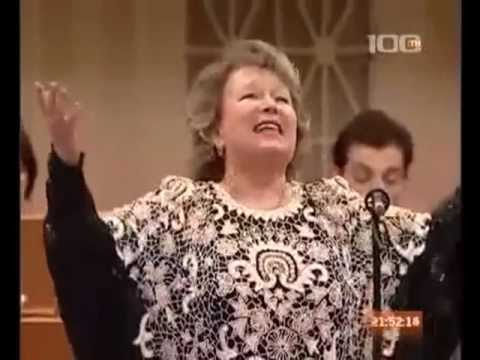 Ольга Кондина -И.Штраус -Вальс (Сказки Венского леса).